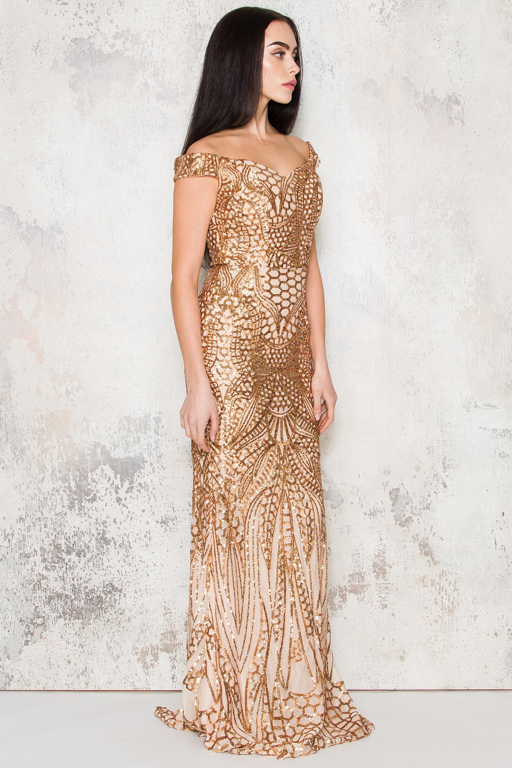 Herrera Maxi Dress