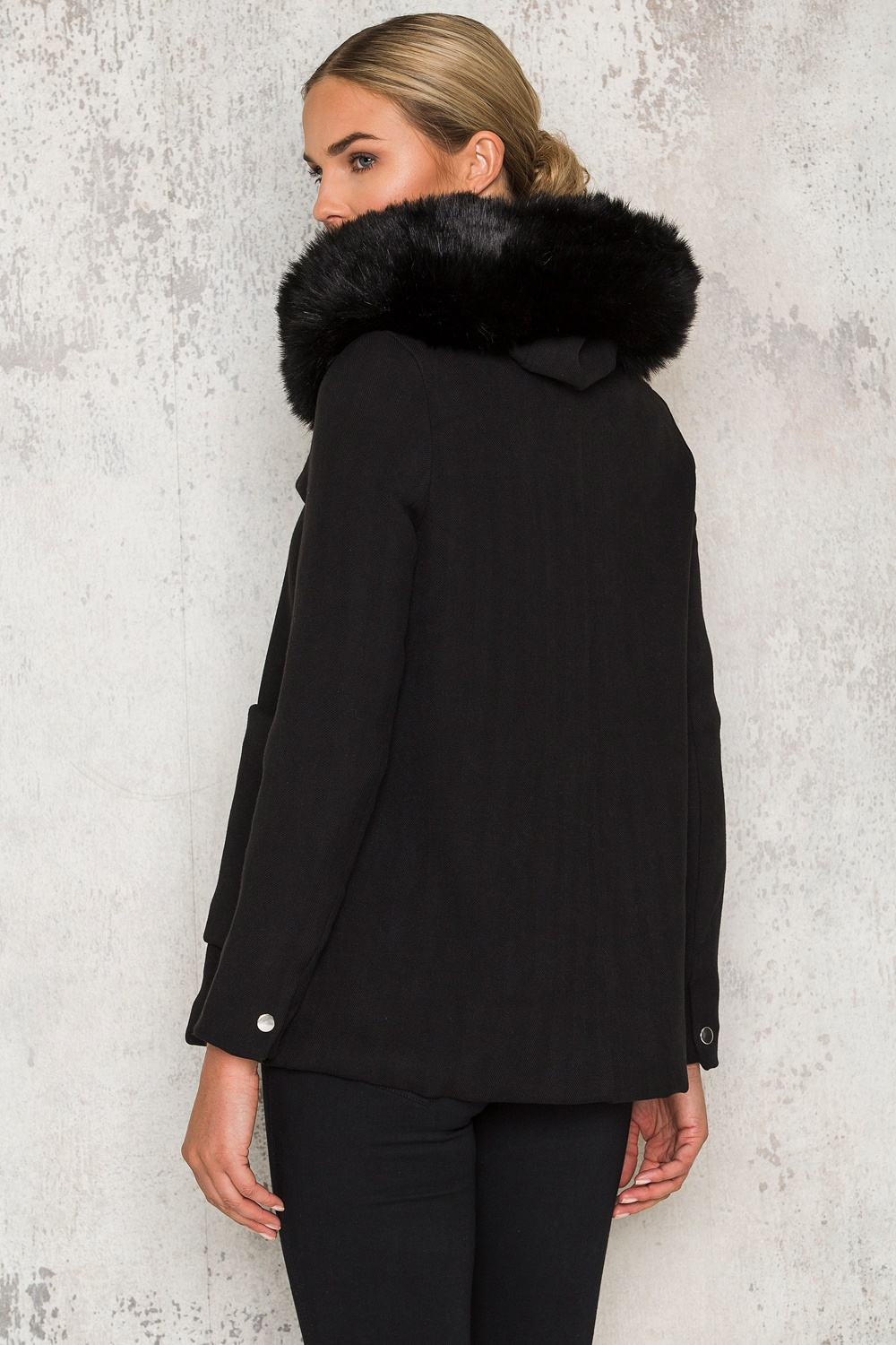 Willow Coat - Black