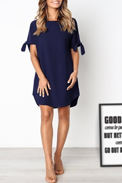 Laurel Dress - Blue