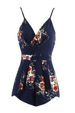 Blair Playsuit - Blue