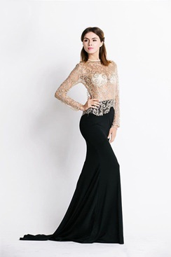Coruna Dress - Black