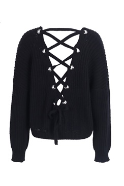 Karla Sweater - Black
