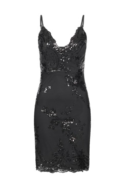 Tatiana Dress - Black