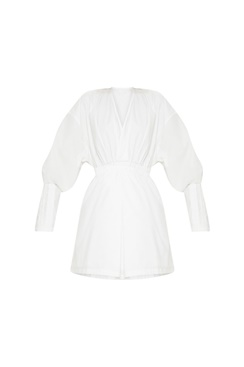 White shirt dress - Penny