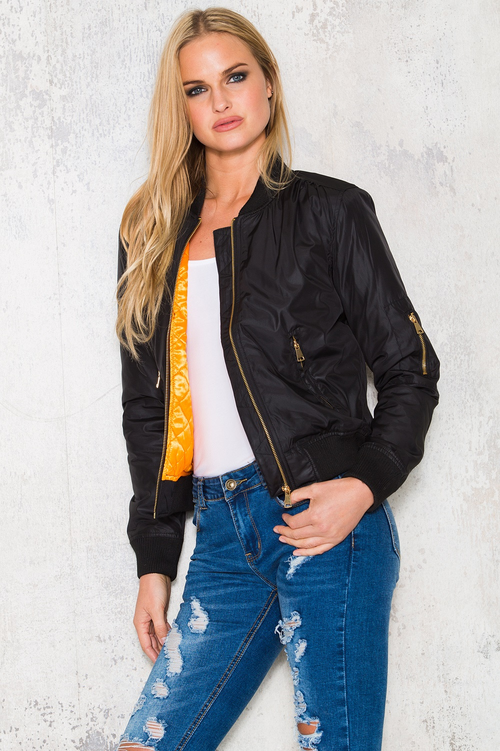 Bombastic Jacket - Black