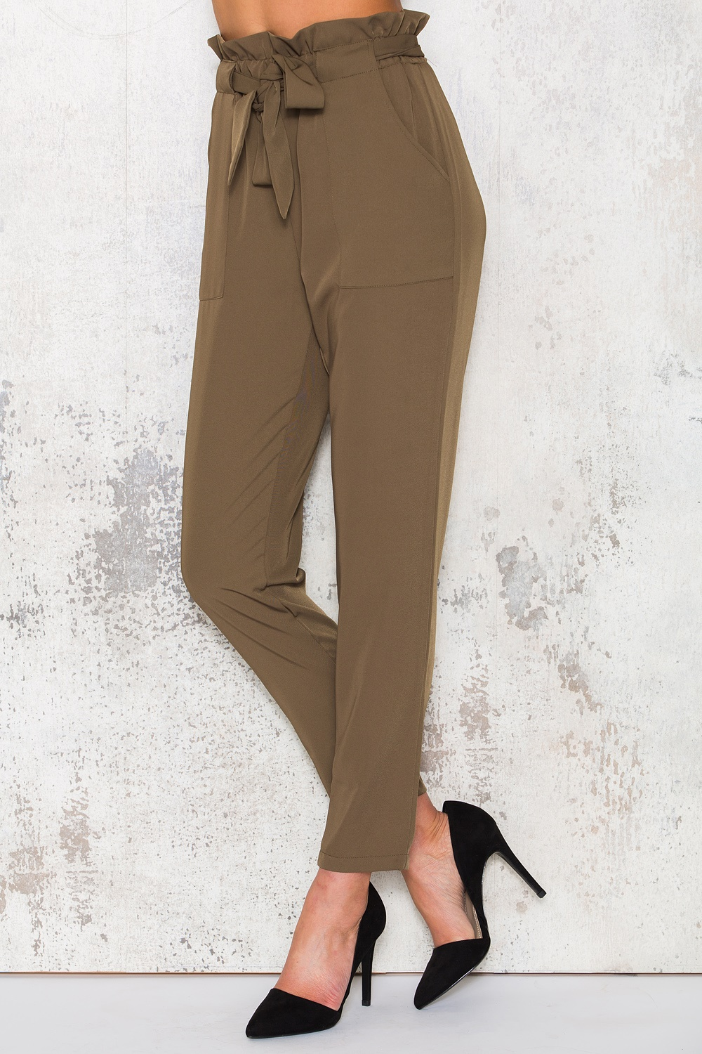 Freya Pants - Army Green