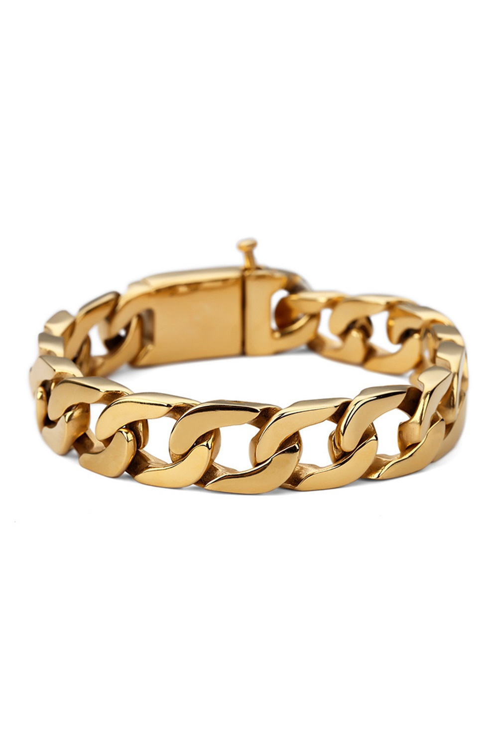 Armband - Heavy Gold