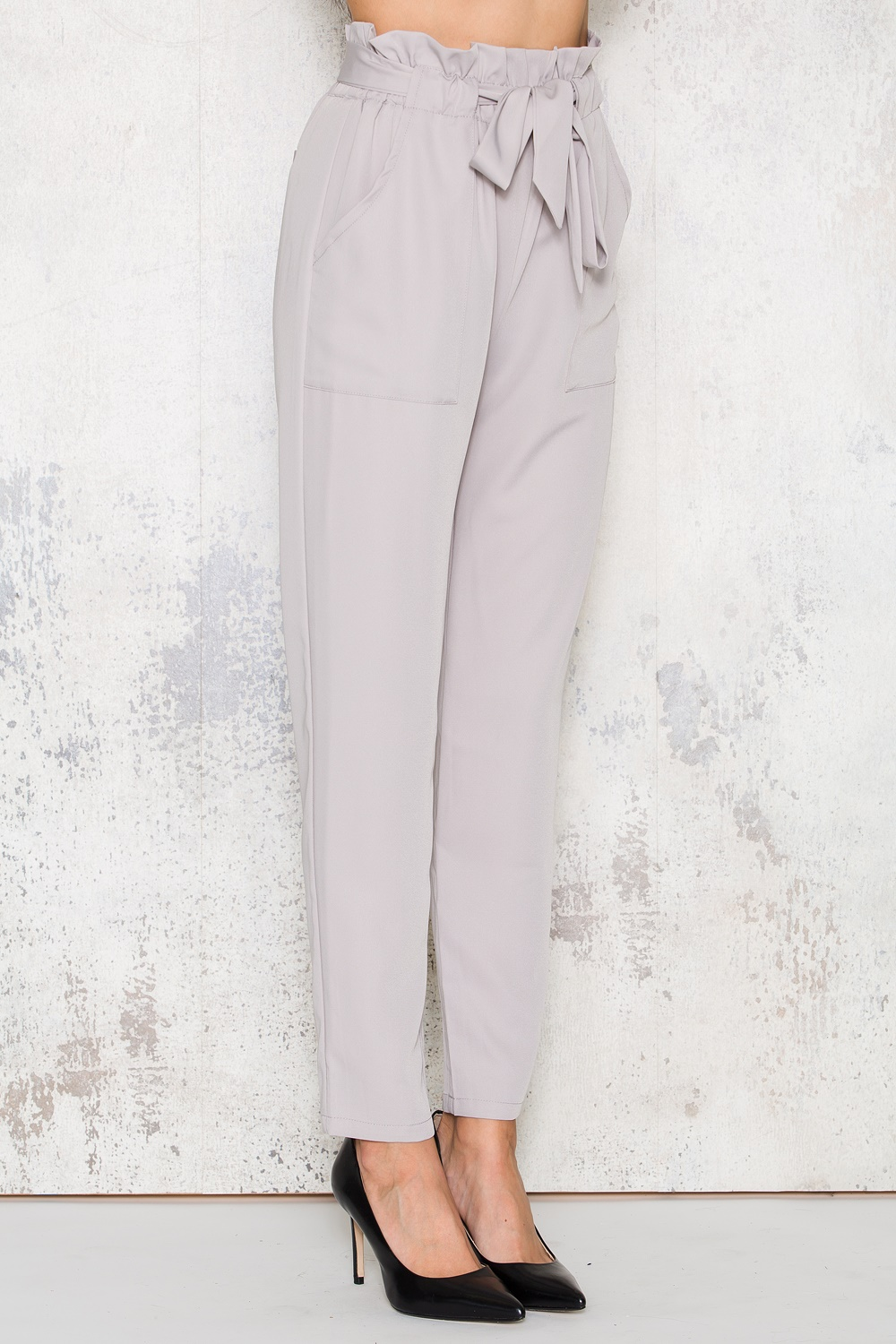 Freya Pants - Grey