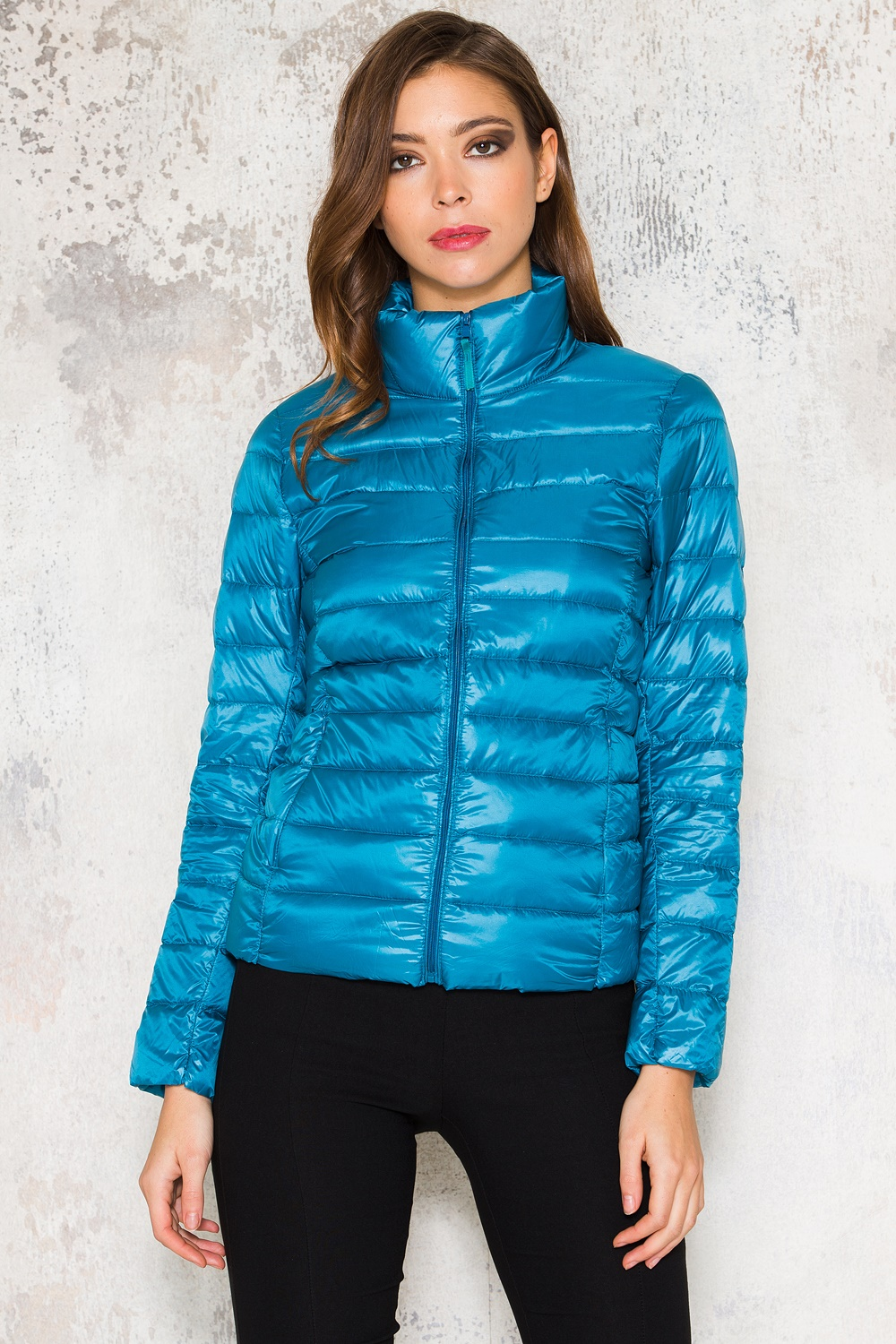 Super Light Jacket - Ocean Blue