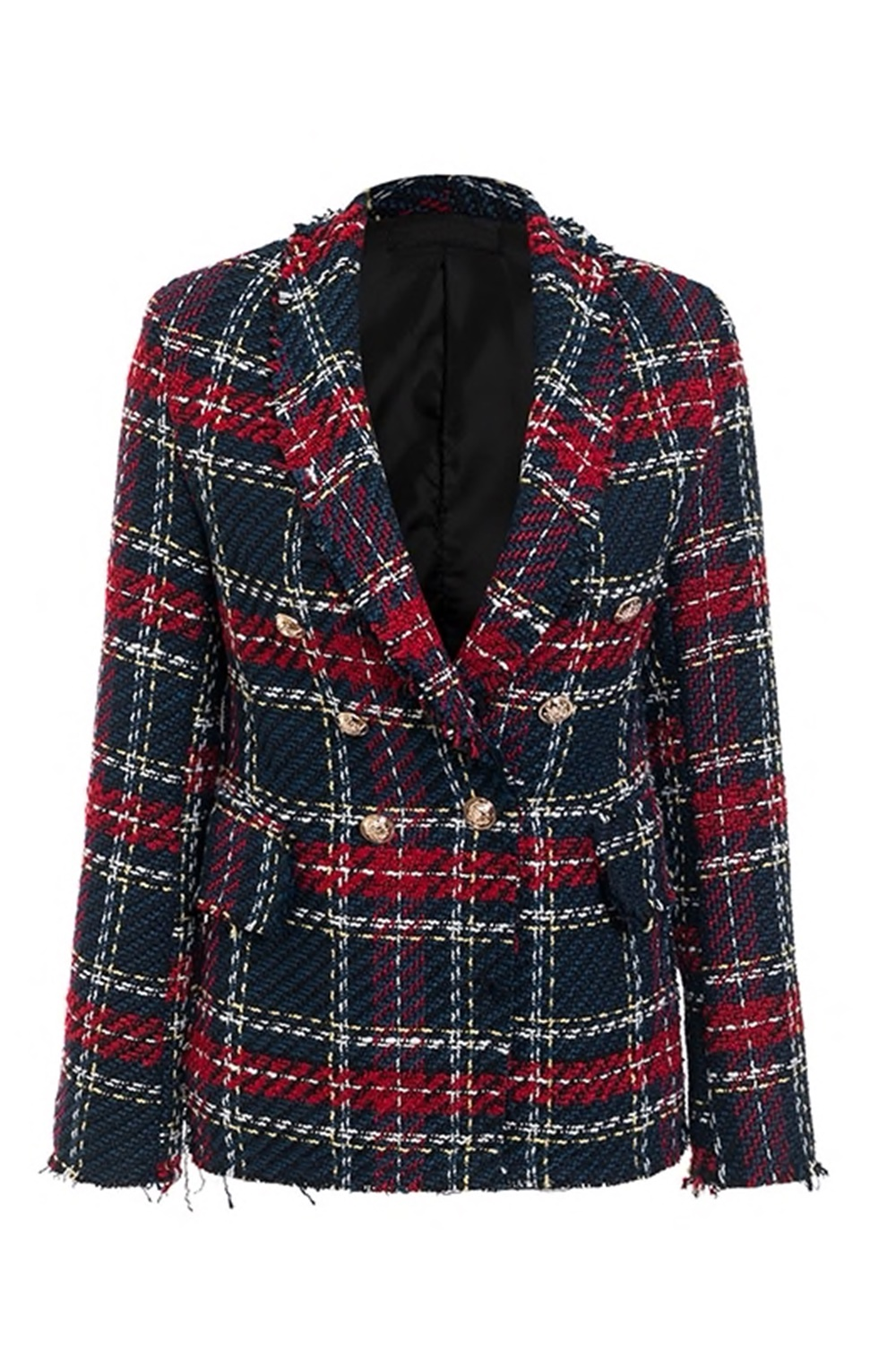 Tweed Jacket - Lara