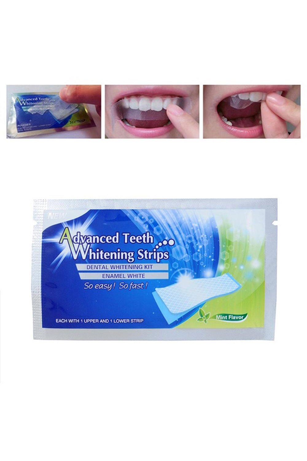 DM Whitening Strips