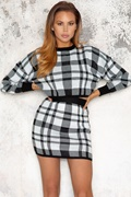 DM Two Piece Tweed Set - Cash