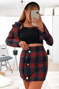 DM Two Piece Tweed Set - Frankie