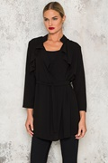 DM Basic Alana Trenchcoat - Black