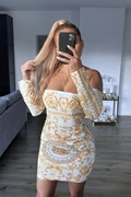 DM Barocco Dress