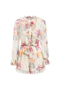 DM Floral playsuit - Flora