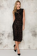 DM Rachelle Dress - Black