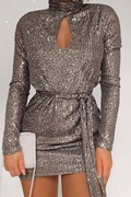 DM Exclusive sequin dress - Becca