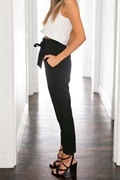 DM Basic Freya Pants - Black