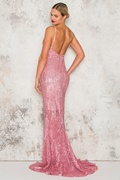 DM Geneva Maxi Dress - Pink