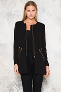 DM Gold Zipper Jacket