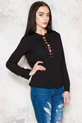 DM Karlie Top - Black