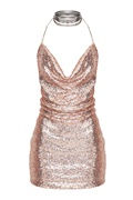 DM Kendall Dress - Rose Gold