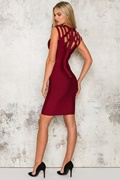 DM Montana Dress - Red