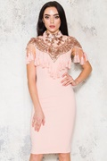 DM Palace Dress - Pink