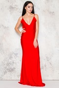 DM Paradise Dress - Red