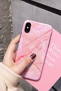 DM Pink Marble - Fashion Case S/S 18