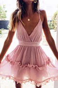 DM Pink dress - Pink Dream