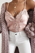 DM Omarosa Top - Pink
