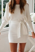 DM White dress - Nadja