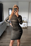 DM Wow Dress - Black