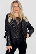 DM Vegan Biker Jacket - Anto