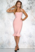 DM Pink bandage dress - Dolly