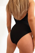DM Yacht Swimsuit - Black