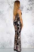DM Throne Maxi Dress