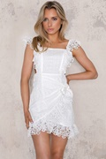 DM White dress - Piaf
