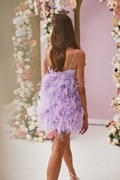 DM Shailee Dress - Lilac