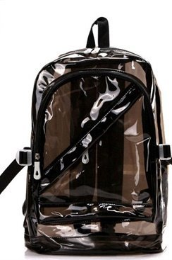 Neon Backpack Black