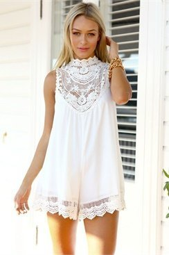 Arwen Playsuit