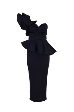 Adele Dress - Black