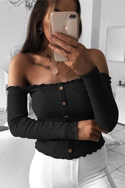 Bianca Top - Black