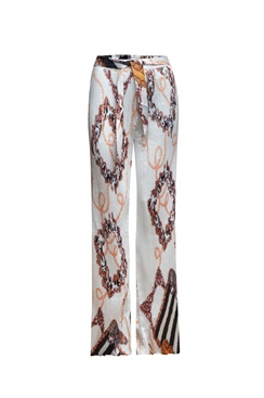 Billionaire Pants - White