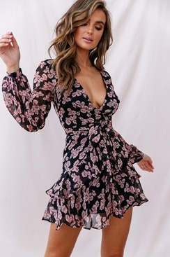 Floral Dress - Sanela