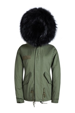 Short Calia Parka
