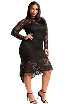 Beauty Lace Dress