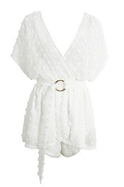 White playsuit - Dolce
